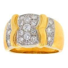 Kurz Diamond Ring