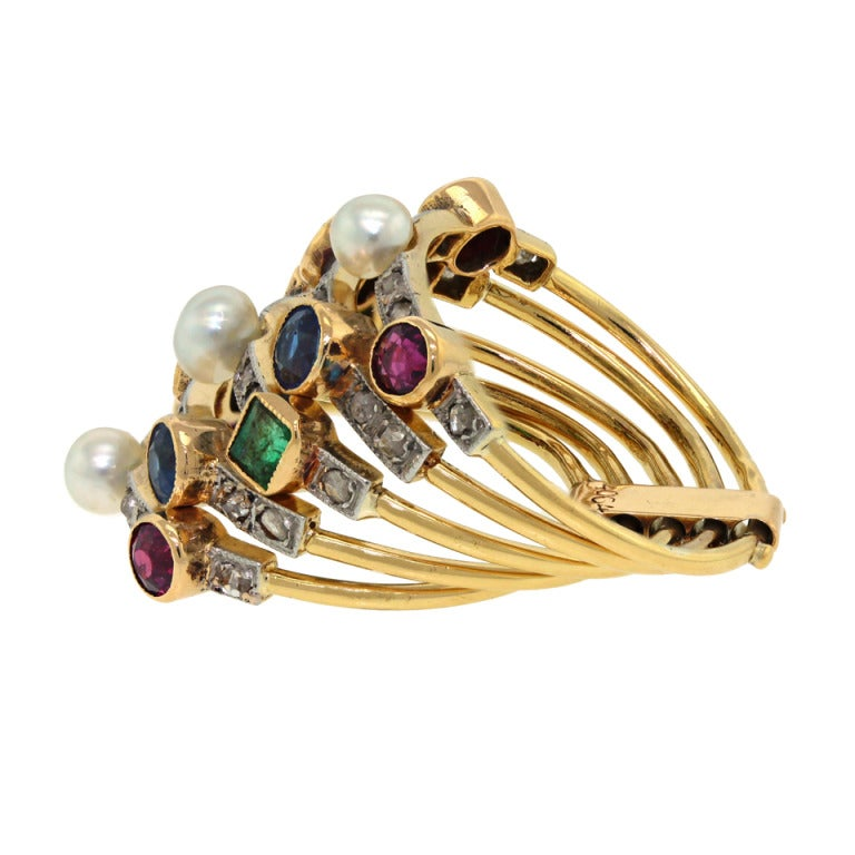 Victorian Harem Ring at 1stdibs