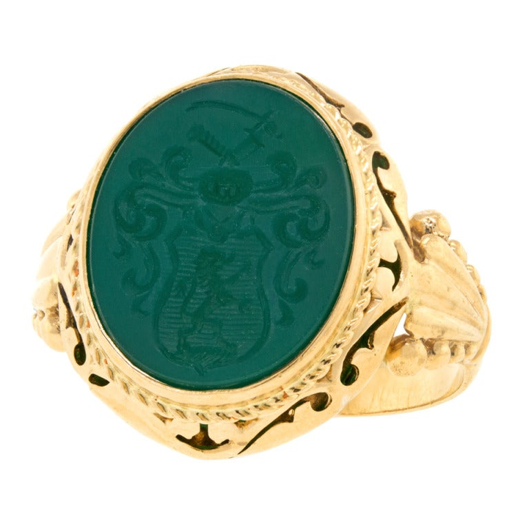 Best Place To Look For Signet Rings