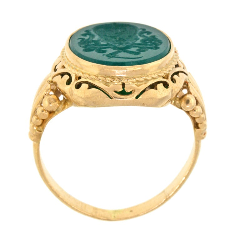 Stdibs Antique Signet Rings