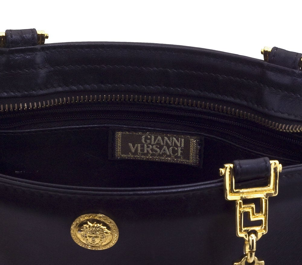 Gianni Versace Couture chain bag with Medusa 3