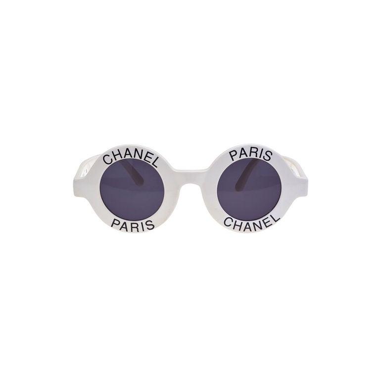 Fake Chanel Glasses Frame : CHANEL
