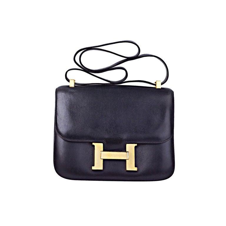 vintage hermes constance bag hermes bags online. Black Bedroom Furniture Sets. Home Design Ideas