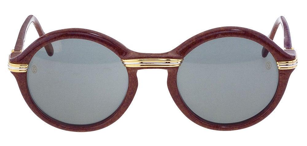 Vintage Cartier Cabriolet Sunglasses 2