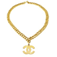 Chanel Large CC Necklace/Belt