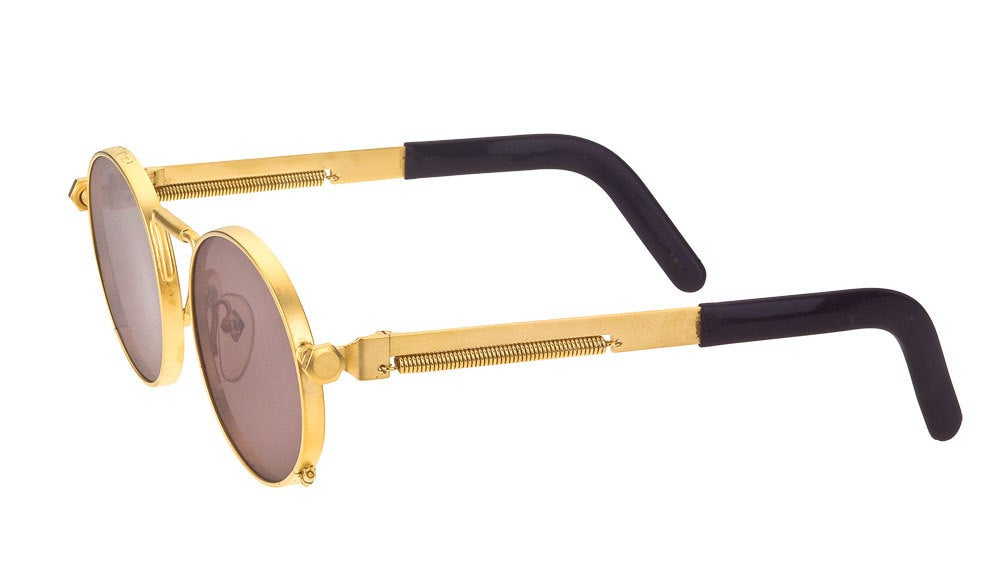 Jean Paul Gaultier 56-8171 Gold Sunglasses 2