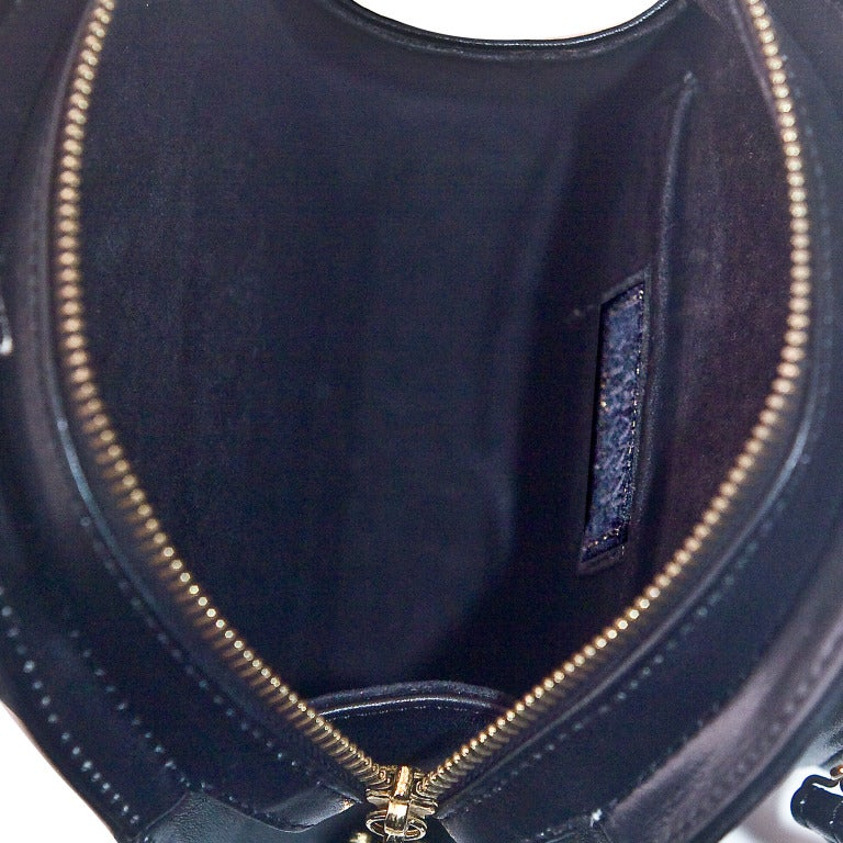 Gianni Versace Mini Bag with Medusa Motifs image 7
