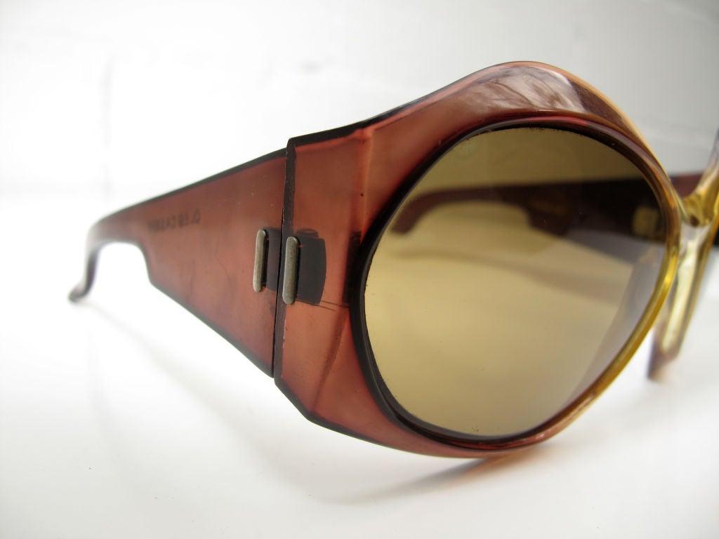 OLEG CASSINI Jackie O Sunglasses 4