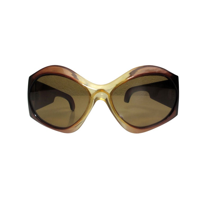 OLEG CASSINI Jackie O Sunglasses 1