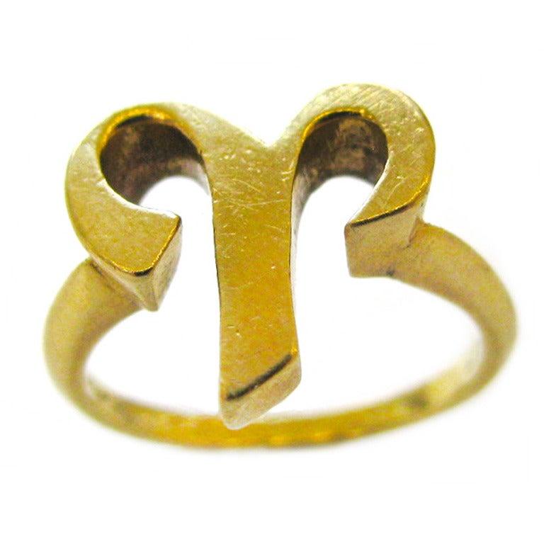 Cartier Zodiac Rings