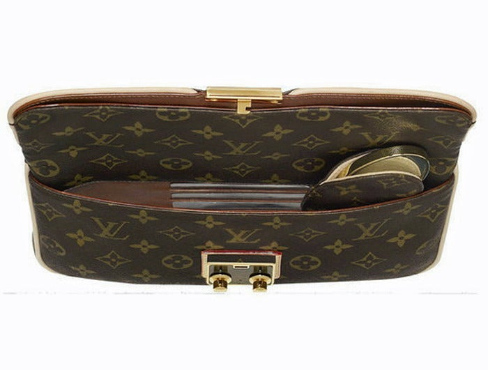 SOLD OUT Limited Edition Sofia Coppola Louis Vuitton Clutch 3