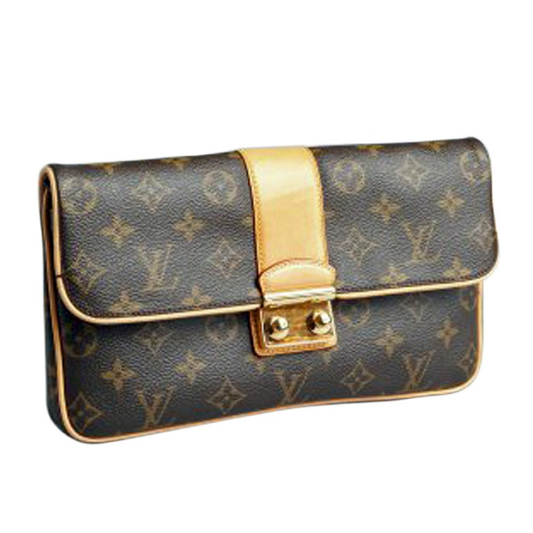 SOLD OUT Limited Edition Sofia Coppola Louis Vuitton Clutch 1