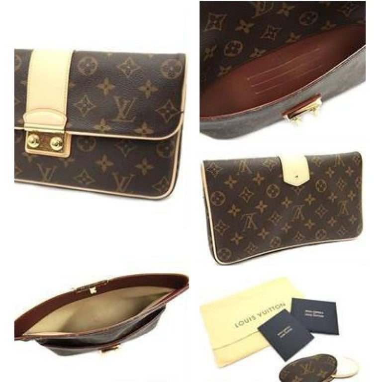 SOLD OUT Limited Edition Sofia Coppola Louis Vuitton Clutch 5
