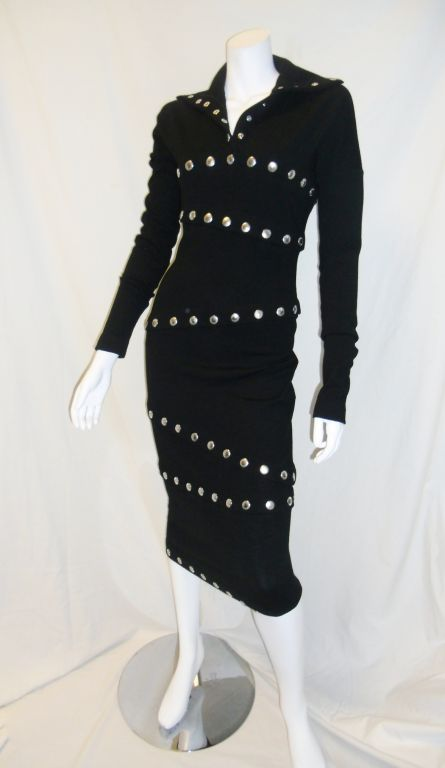 """Dolce & Gabbana extremely rare """"Snap"""" Dress 2"""