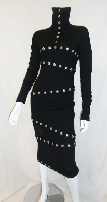 """Dolce & Gabbana extremely rare """"Snap"""" Dress 3"""