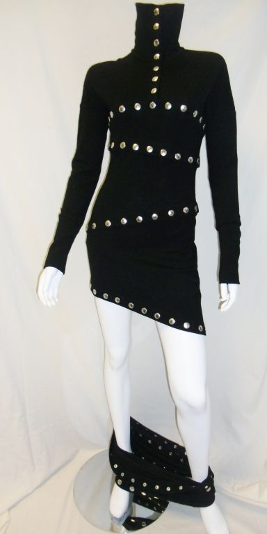 """Dolce & Gabbana extremely rare """"Snap"""" Dress 5"""