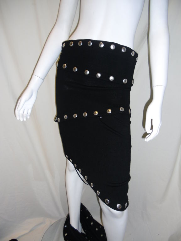 """Dolce & Gabbana extremely rare """"Snap"""" Dress 8"""