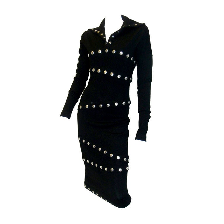 """Dolce & Gabbana extremely rare """"Snap"""" Dress 1"""