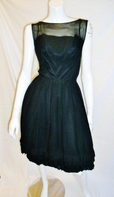 Suzy Perette 1950's  Cocktail Dress 2