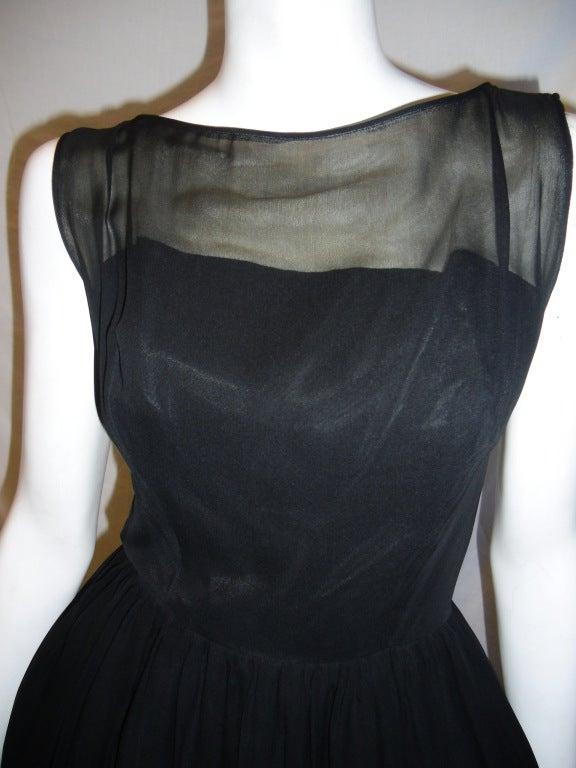 Suzy Perette 1950's  Cocktail Dress 3