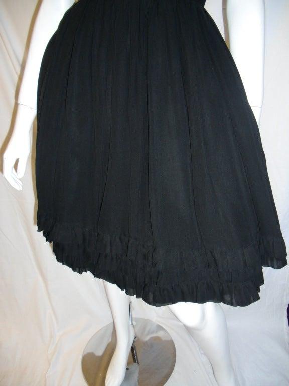 Suzy Perette 1950's  Cocktail Dress 4