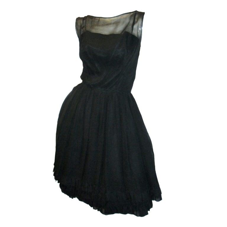 Suzy Perette 1950's  Cocktail Dress 1