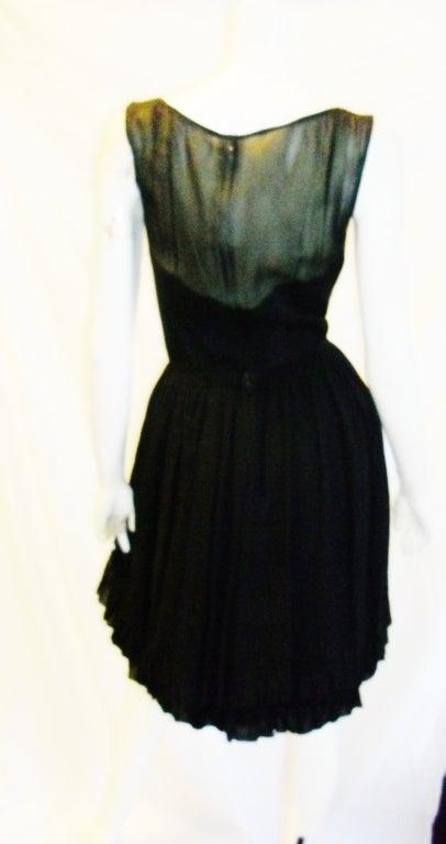 Suzy Perette 1950's  Cocktail Dress 6