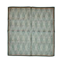 Valentino men's handkerchief