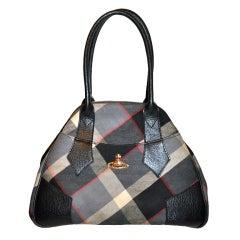 Vivienne Westwood Plaid Handbag