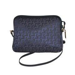 Pierre Cardin Signature logo Shoulder Bag