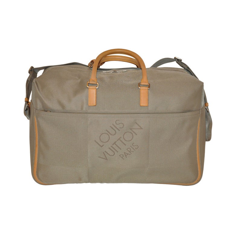 """Louis Vuitton """"Carry-On"""" Soft Luggage"""