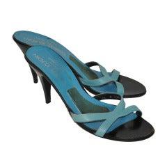 Charles Jourdan Iconic 80s Sandals