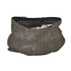 "Issey Miyake ""Basket"" Handbag"
