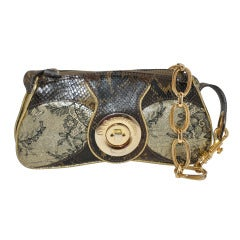 Dolce & Gabbana Multi-Embossed leather bag
