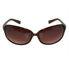 Oliver Peoples Tortoise Shell Sunglasses