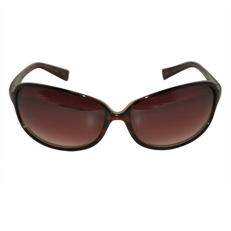 Oliver Peoples Tortoise Shell Sunglasses For Sale