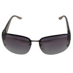 """Gucci's """"GG""""Accented  Sunglasses"""