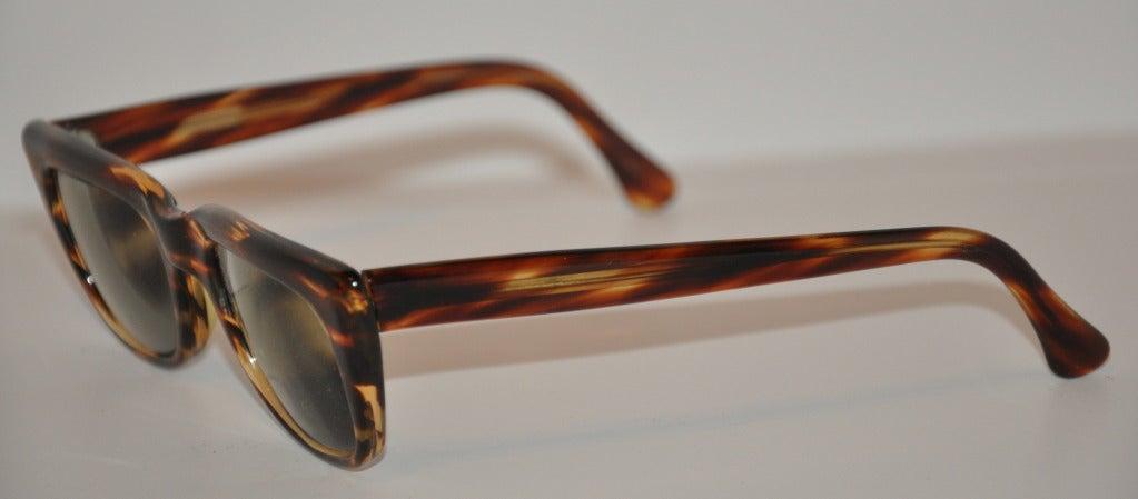Rodenstock Quot Rocco Quot Men S Tortoise Shell Glasses At 1stdibs