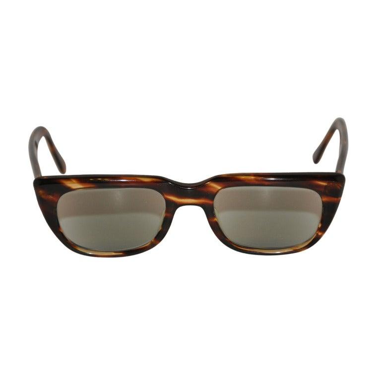 """Rodenstock """"Rocco"""" Men's Tortoise Shell Glasses at 1stdibs"""