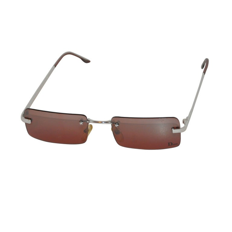 "Christian Dior ""Monkey"" Sunglasses 1"