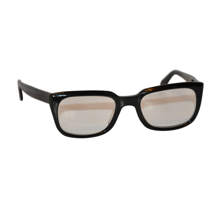 Versace Thick Frame Glasses : Rodenstock