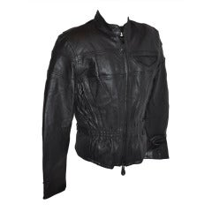 Harley Davidson Heavily Padded Motorcycle Jacket