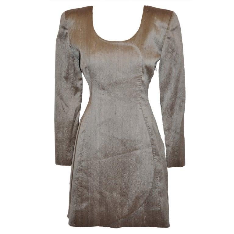 "Giorgio Armani ""Runway Collection 'Tess"" 10550 Cocktail Dress"