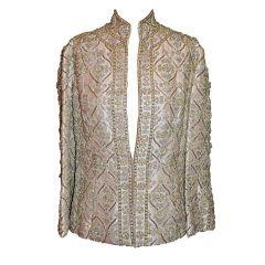 Spectacular Made-to-order rhinestone embellish jacket