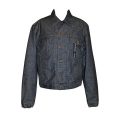 Moschino Men's denim jacket