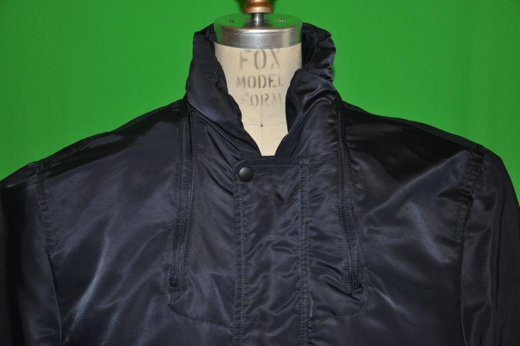 Men's Issey Miyake Men trenchcoat. For Sale