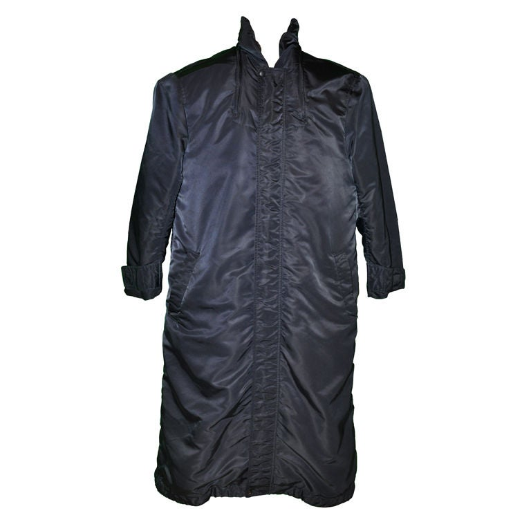 Issey Miyake Men trenchcoat. For Sale