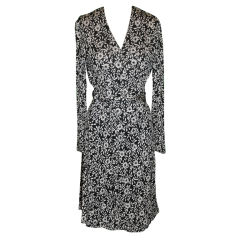 Iconic Diane Von Furstenberg Wrap dress