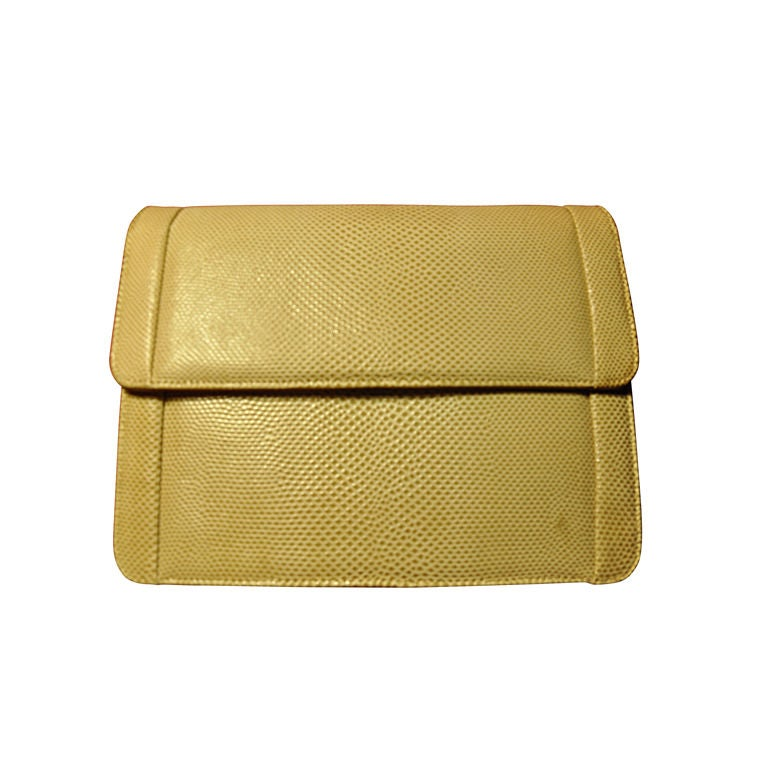 Jay Herbert Fawn-colored Lizard clutch
