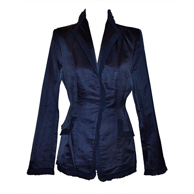 Richard Tyler Couture Evening Jacket